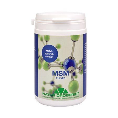 MSM Pulver Til kosmetisk brug