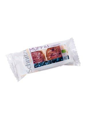 Muffins m. blåbær glutenfri Ø