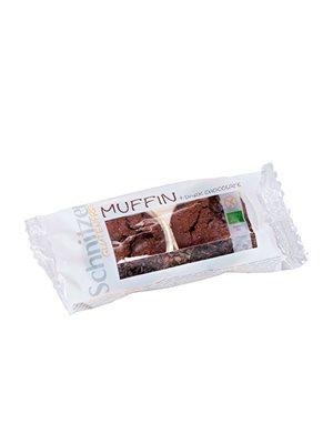 Muffins m. mørk chokolade  glutenfri Ø
