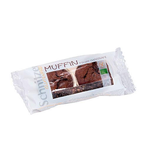 Schnitzer Muffins M. Mørk Chokolade Ø Glutenfri