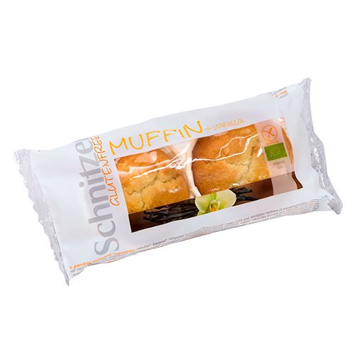 Schnitzer Muffins M. Vanilje Glutenfri Ø