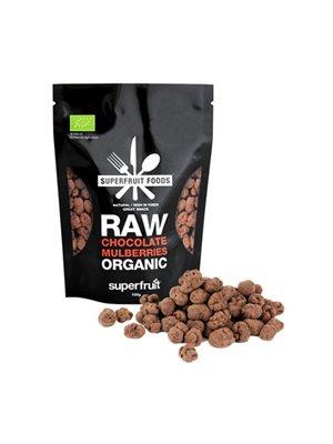 Mulberries Raw Chocolate Ø Superfruit