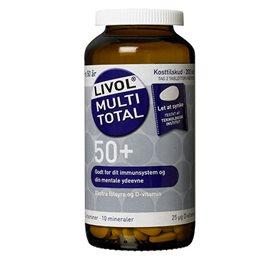Multi Total 50+ Livol