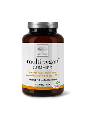 Multi Vegan gummies