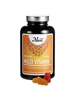 Multivitamin til børn Nani food state