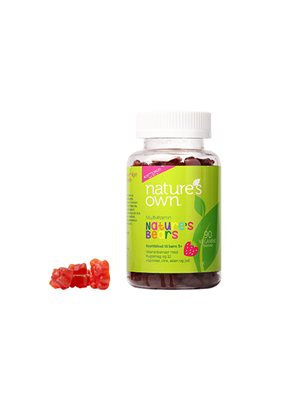Multivitaminer Nature's Bear