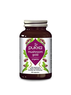 Mushroom gold Ø Pukka