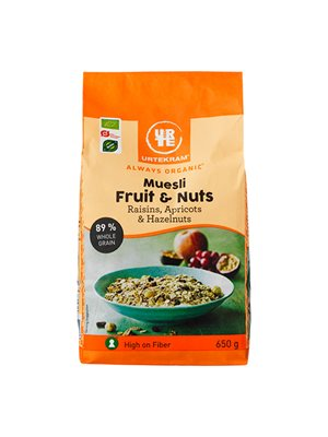 Mysli fruit & nuts Ø