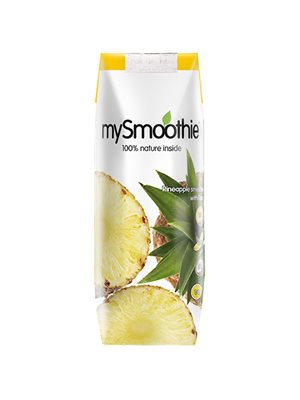 mySmoothie ananas m. ananas & kokosmælk