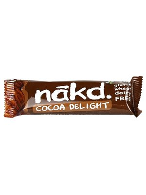 Näkd bar cacoa delight