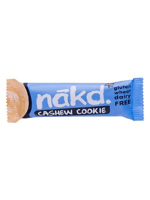 Näkd bar cashew cookie