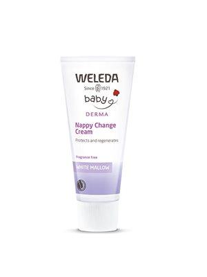 Nappy change cream White  Mallow Baby Derma Weleda