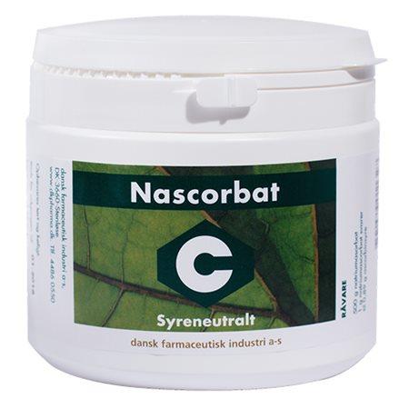 Nascorbat (syreneut.  C-vitamin)