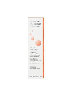 NatuPerfect Fluid Anti Pigment & Brightening Annemarie Börlind