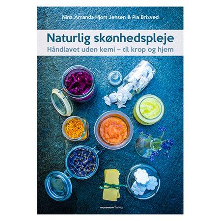 Naturlig skønhedspleje bog Forfatter Nina Amanda Hjort Jensen & Pia Brixved
