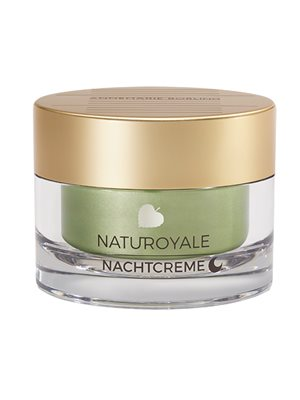 NatuRoyale BioLifting night  cream repair Annemarie Börlind