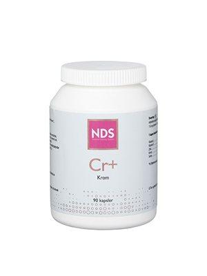 NDS Cr+ Chrom tablet 60 mcg