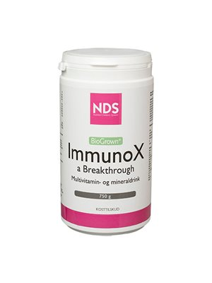 NDS ImmunoX a Breakthrough