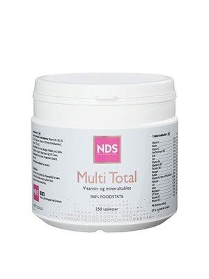 NDS Multi Total - multivit  og mineral