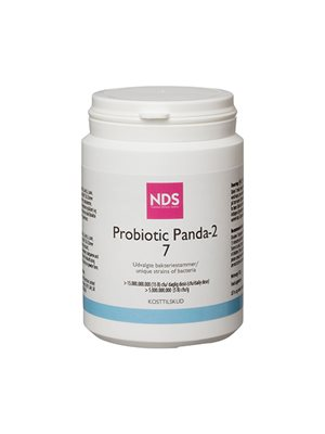NDS Probiotic Panda 2 Tarmflora FORÅR nr. 7