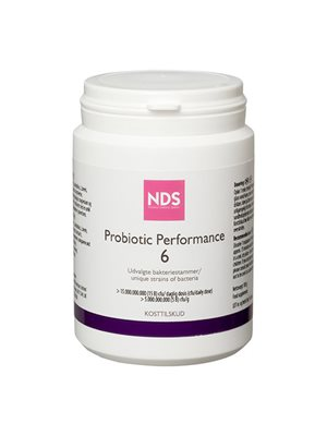 NDS Probiotic Performance 6
