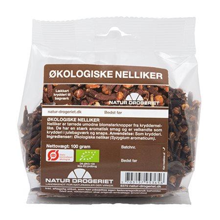Nelliker krydder hele  håndsorterede Ø
