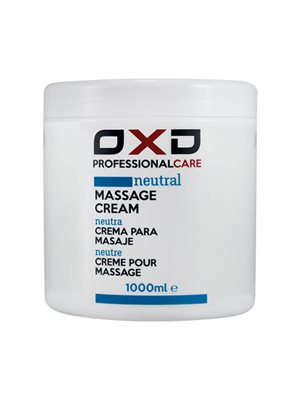 Neutral massage creme - OXD