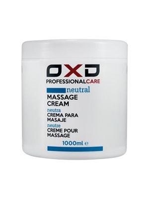 Neutral massage creme - OXD