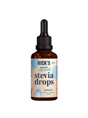 Nicks stevia drops neutral