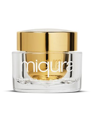 Night cream anti age golden  silk Miqura