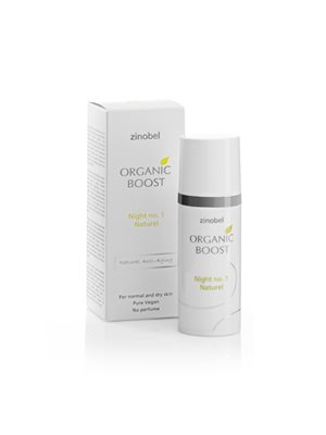Night no. 1 Naturel  natcreme Organic Boost