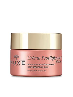 Night Recovery Oil Balm Creme Prodigieuse Boost Nuxe