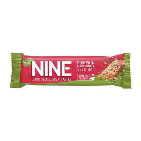 NINE bar - Græskar