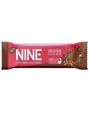 NINE bar - Original m. carob overtræk