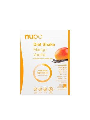 Nupo diet shake mango & vanilie vanille