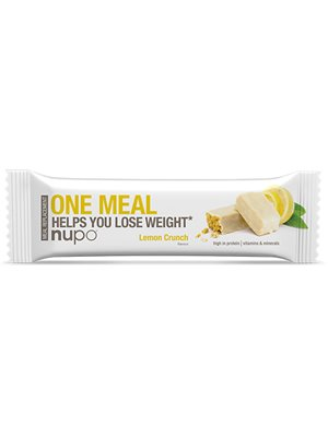 Nupo meal bar lemon crunch