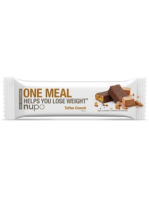 Nupo meal bar toffee crunch