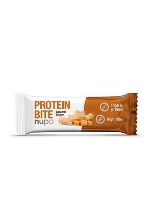 Nupo Protein bite caramel ginger