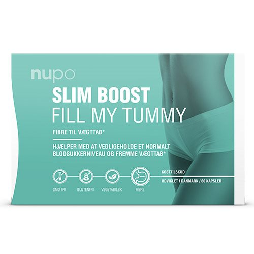 Nupo Slim Boost Fill My Tummy