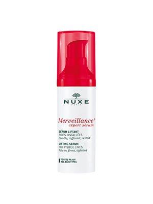 Nuxe Merveillanc Serum, mod  linjer og rynker