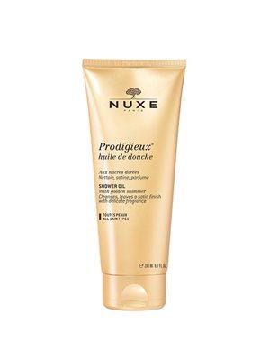 Nuxe prodigiex shower oil