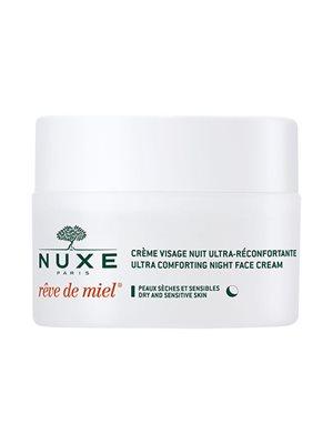 Nuxe Reve de Miel Natcreme, Tør & Sensitiv hud