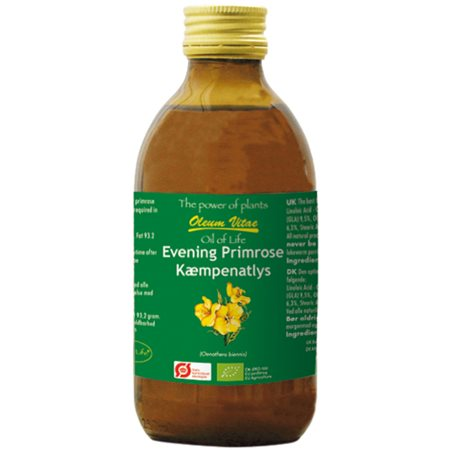 Oil of life Kæmpenatlysolie Ø
