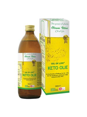 Oil of life Keto Olie Ø