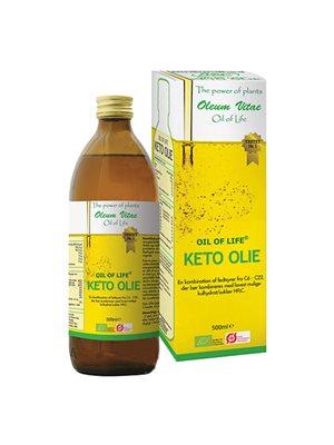 Oil of life Keto Olie Ø