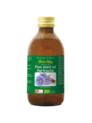 Oil of life ren hørfrø Ø