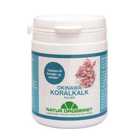 Okinawa Koral kalk pulver