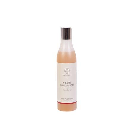 Olinol no 301 Shampoo m. skæl Naturfarm