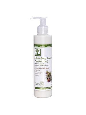 Oliven body lotion Moisturizing Bioselect