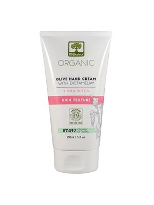 Oliven håndcreme fed Bioselect BioEco